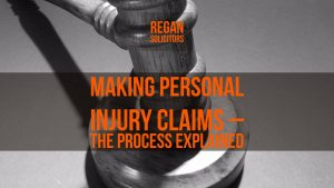 Making Personal Injury Claims – The Process Explained