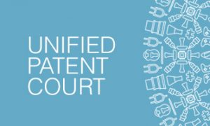 Unified patent court